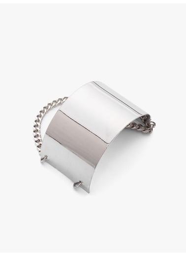Twist Bilezik Gümüş